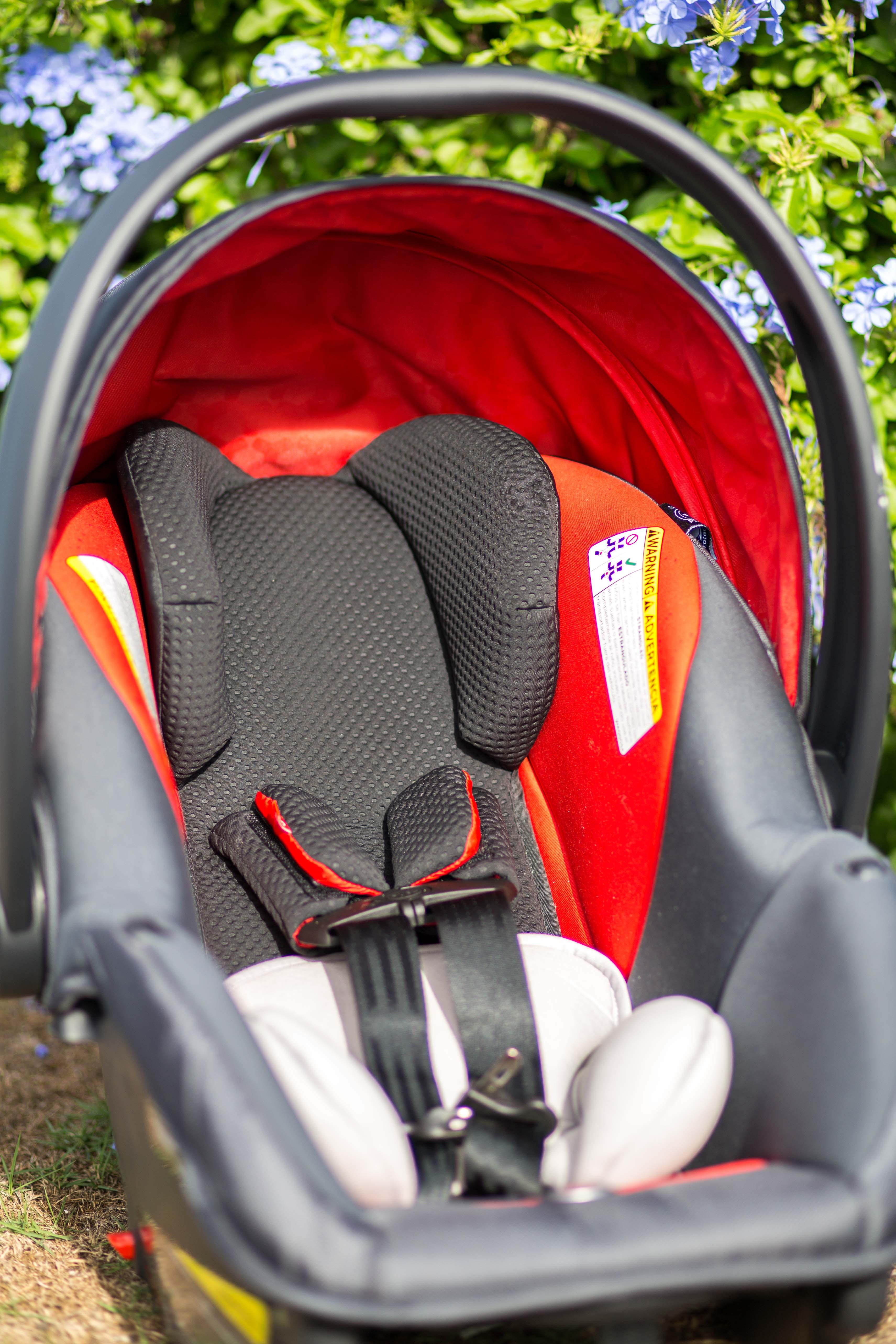 PRECIOUS CARGO | GB ASANA35 AP INFANT CAR SEAT REVIEW